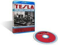 Tesla - Five Man London Jam [Blu-ray]