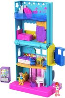 Polly Pocket - Mattel - Polly Pocket Pollyville Hotel