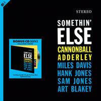 Cannonball Adderley - Somethin Else [180-Gram LP With Bonus Tracks & Bonus CD]