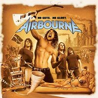 Airbourne - No Guts. No Glory [LP]