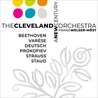 Cleveland Orchestra / Welser-Franz Most - A New Century