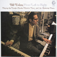 Bill Evans - From Left To Right [Import]