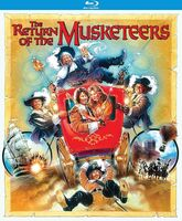 Return of the Musketeers (1989) - The Return of the Musketeers