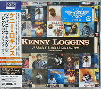 Kenny Loggins - Japanese Singles Collection: Greatest Hits [With Booklet]