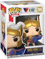 Funko Pop! Heroes: - FUNKO POP! HEROES: Wonder Woman 80th - Wonder Woman (Challenge Of The Gods)