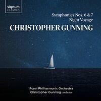 Gunning / Royal Philharmonic Orch / Gunning - Symphonies 6 & 7