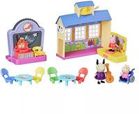 Pep School House - Hasbro Collectibles - Peppa Pig School House