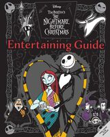 Laidlaw, Kim / Revenson, Jody / Hall, Caroline - The Nightmare Before Christmas Entertaining Guide