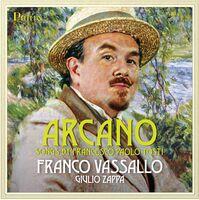 Franco Vassallo  / Zappa,Giulio - Arcano