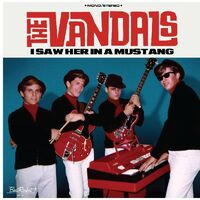 Vandals - I Saw Her In A Mustang (Blue) [Colored Vinyl]