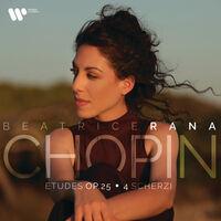 Beatrice Rana - Chopin Etudes Op. 25 - 4 Scherzi [Digipak]