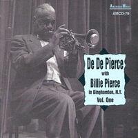 De De Pierce /Billie Pierce - Vol. 1-In Binghampton Ny