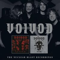 Voivod - Nuclear Blast Recordings