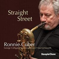 Ronnie Cuber - Straight Street