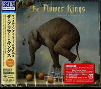 Flower Kings - Waiting For Miracles (Blus) (Jpn)