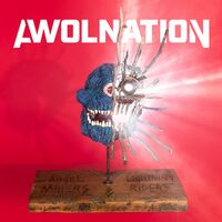 Awolnation - Angel Miners & The Lightning Riders [Limited Edition Red LP]