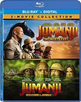 Jumanji [Movie] - Jumanji: The Next Level / Jumanji: Welcome to the Jungle - Set