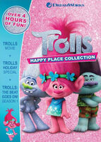 Trolls [Movie] - Trolls: Happy Place Collection