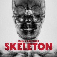 John Carpenter - Skeleton / Unclean Spirit (Red Blood Vinyl)