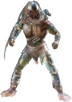 Hiya Toys - Hiya Toys - Predators Active Camouflage Berserker PX 1/18 Scale Figure