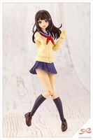 Sausai Shojo Teien - Madoka Yuki - Kotobukiya - Sausai Shojo Teien - Madoka Yuki [Touou High SchoolWinter Clothes]