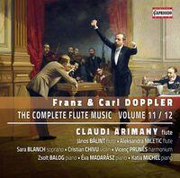 Claudi Arimany - Complete Flute Music 11-12