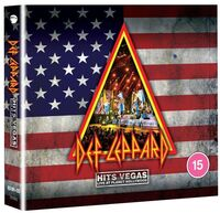 Def Leppard - Hits Vegas - Live At Planet Hollywood [Import CD/Blu-ray]