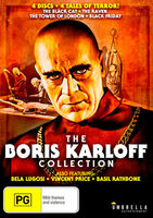 Boris Karloff Collection - The Boris Karloff Collection