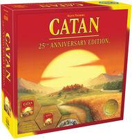 Catan 25th Anniversary Edition - CATAN 25th Anniversary Edition