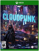 Xb1 Cloudpunk - Cloudpunk for Xbox One