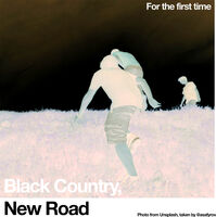 Black Country, New Road - For the first time [Indie Exclusive Limited Edition White LP]