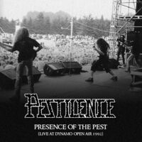Pestilence - Presence Of The Pest: Live At Dynamo Open Air