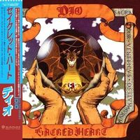 Dio - Sacred Heart (Deluxe Edition) (SHM-CD) (Paper Sleeve)