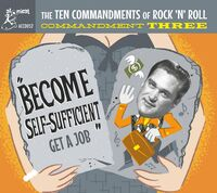 Ten Commandments Of Rock n Roll 3 / Various - Ten Commandments Of Rock 'n' Roll 3 (Various Artists)