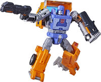 Tra Gen Wfc K Deluxe Huffer - Hasbro Collectibles - Transformers Generations War For Cybertron KDeluxe Huffer