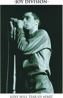 Joy Division - Love Will Tear Us Apart (Splatter Vinyl) [Colored Vinyl]