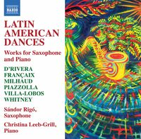 Latin American Dances / Various - Latin American Dances / Various