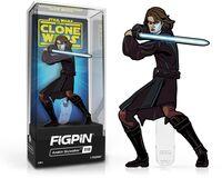 Figpin Star Wars Clone Wars Anakin Skywalker #518 - Figpin Star Wars Clone Wars Anakin Skywalker #518