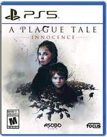 Ps5 a Plague Tale: Innocence - Ps5 A Plague Tale: Innocence