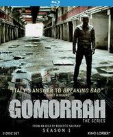 Gomorrah: Series (Season 1) (2014) - Gomorrah: Series (Season 1) (2014) (3pc) / (3pk)