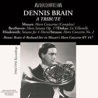 Dennis Brain - Hornkonzerte 1-4 Strauss Horn
