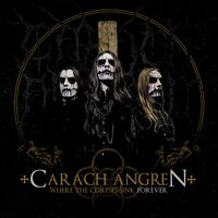 Carach Angren - Where The Corpses Sink Forever [Limited Edition Gold + Black mixed LP]