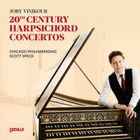 Jory Vinikour - 20th Harpsichord Concertos