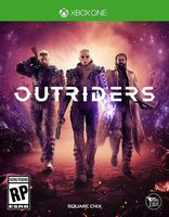 Xb1 Outriders - Outriders Day One Edition for Xbox One