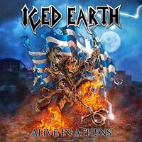 Iced Earth - Alive In Athens (20th Anniversary Edition) (Box)