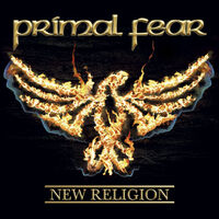 Primal Fear - New Religion [Limited Edition Orange/Red Marble LP]