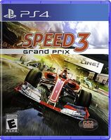 Ps4 Speed 3 Grand Prix - Speed 3 Grand Prix for PlayStation 4