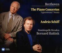 Andras Schiff / Haitink,Bernard / Staatskapelle - Beethoven: 5 Piano Concertos Appassionata Sonata