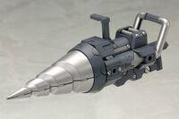 M.S.G. - Heavy Weapon Unit09 Vortex Driver - Kotobukiya - M.S.G. - Heavy Weapon Unit09 Vortex Driver