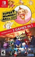 Swi Sonic Forces + Super Monkey Ball: Banana Blitz - Swi Sonic Forces + Super Monkey Ball: Banana Blitz